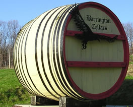 Barrington Cellars Barrel